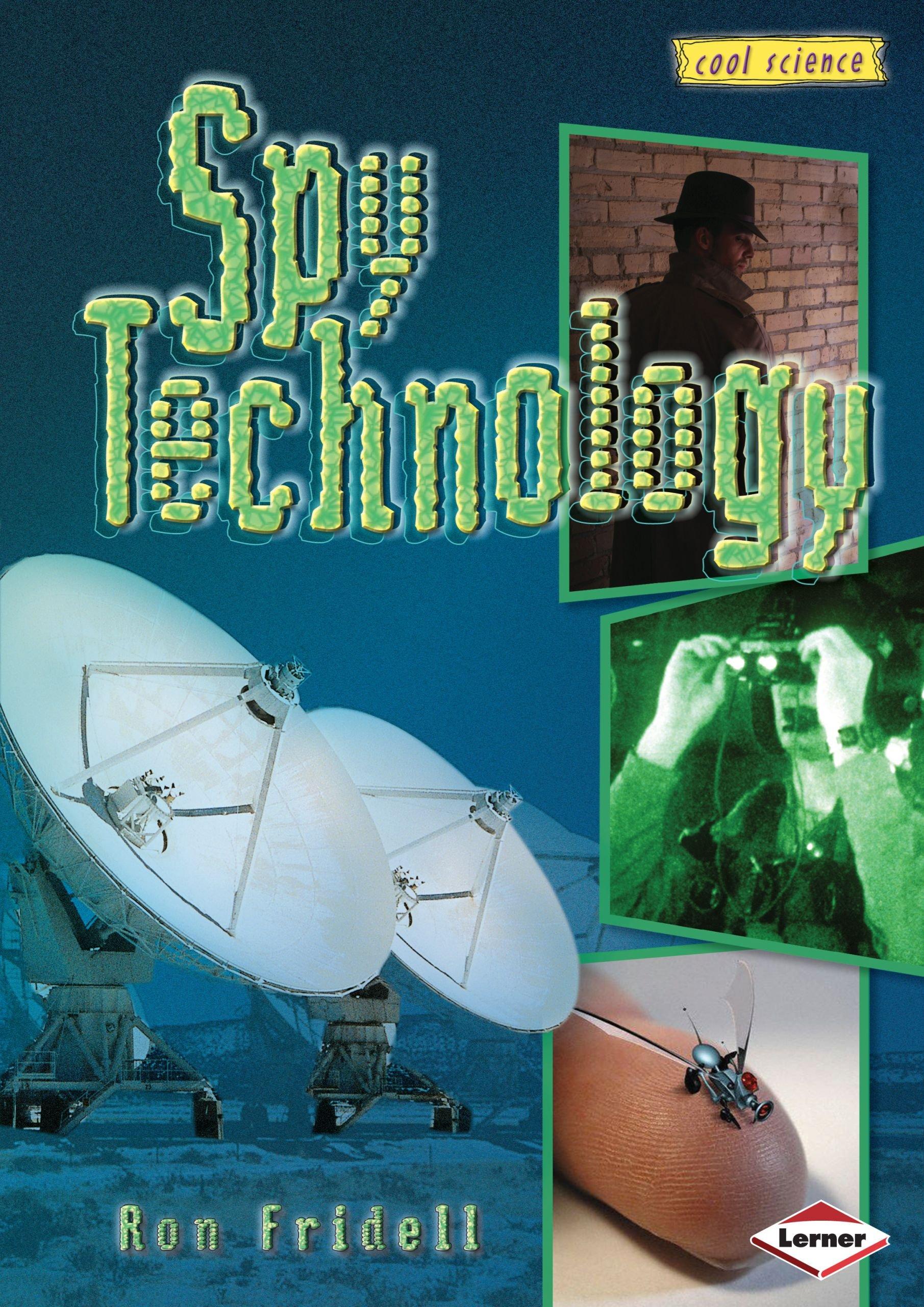Spy Technology (Cool Science) ebook