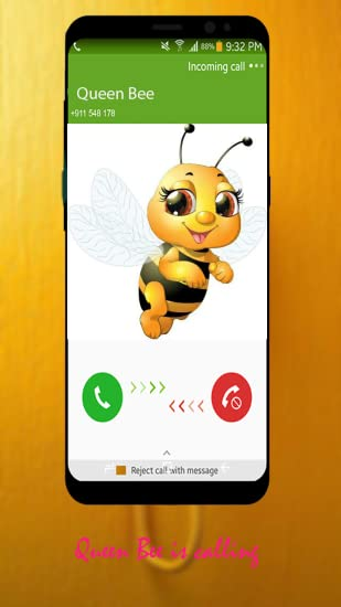 Amazon com: Queen Bee Prank Call For Kids: Appstore for Android
