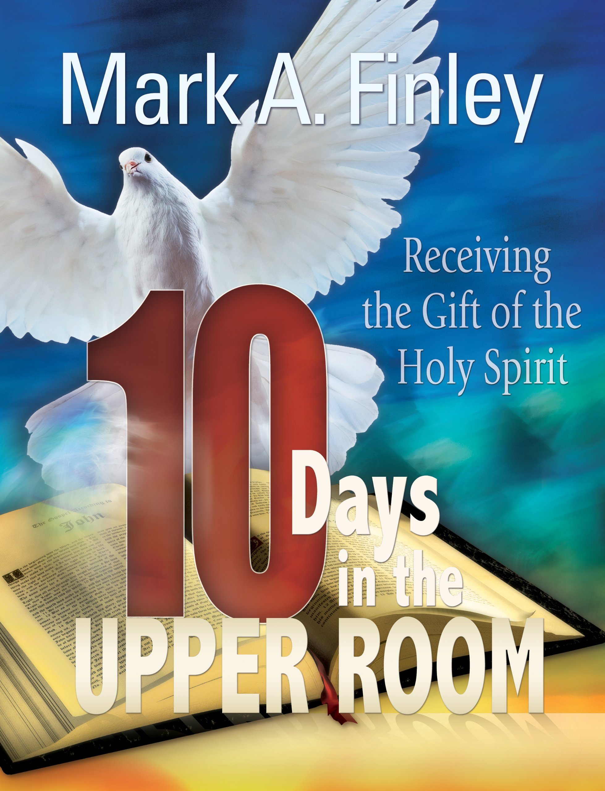 10 days in the upper room mark finley 9780816324873 amazon books fandeluxe Image collections