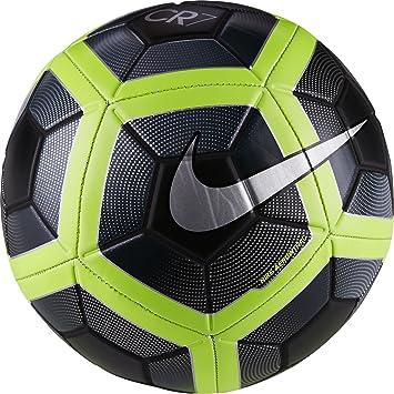 Nike 2016 CR7 Prestige Soccer Ball (Black/Volt/Silver) (5)