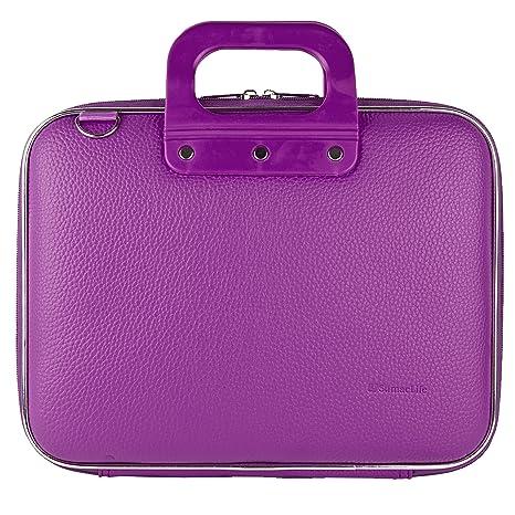2a334d3ea1c2 Purple Lylic Shoulder Bag Briefcase DBPower 9.5-Inch 10.5