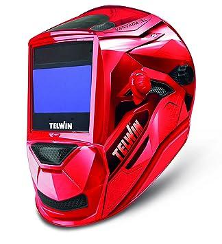 Pantalla soldar automatica TELWIN Vantage Red XL: Amazon.es: Bricolaje y herramientas