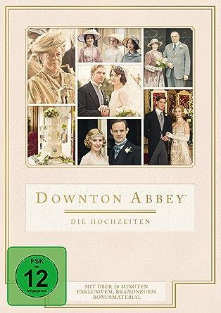 Downton Abbey Die Hochzeiten 3 Dvds Amazon De Hugh Bonneville