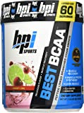BPI Sports Best BCAA Peptide Linked Branched Chain Aminos, Cherry Lime , 600 Gram