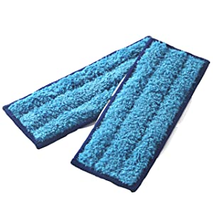 iRobot Braava Jet Washable Wet Mopping Pad Accessories, Blue