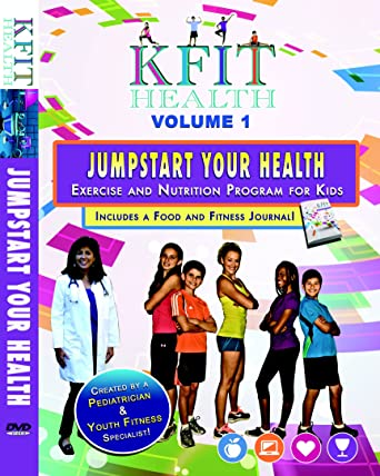 Amazon.com: Jumpstart Your Health: Kids Fitness and Nutrition DVD ...