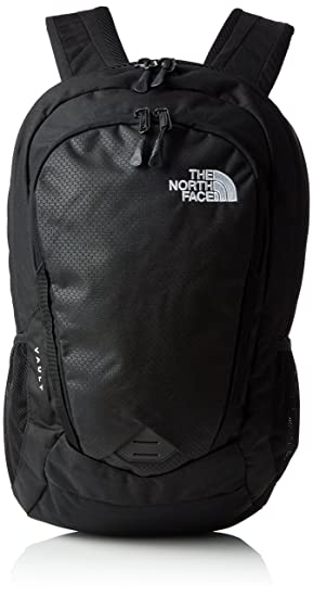 52628b5120d5cd The North Face Vault Unisex Outdoor Backpack available in Black TNF Black -  One Size
