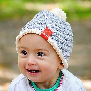 Baby Stricken * DIY Set Baby Mütze und Söckchen * Strickset Baby mit ...