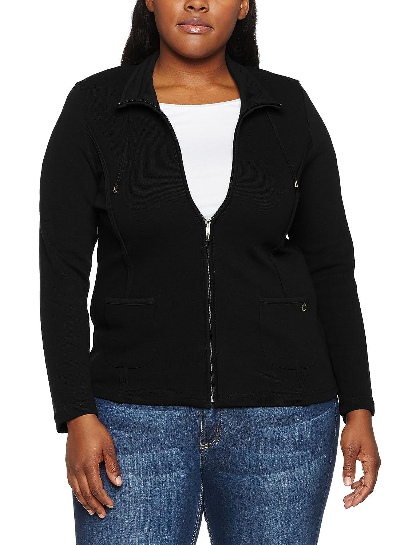 GINA LAURA Women's Sweatjacke Selanik Sweat Jacket 100800
