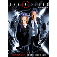 The X-Files - Volume Three (X-Files: The Official Collection) (The X-Files: The Official Collection Book 3) book cover