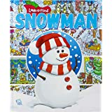 Snowman Look and Find - PI Kids