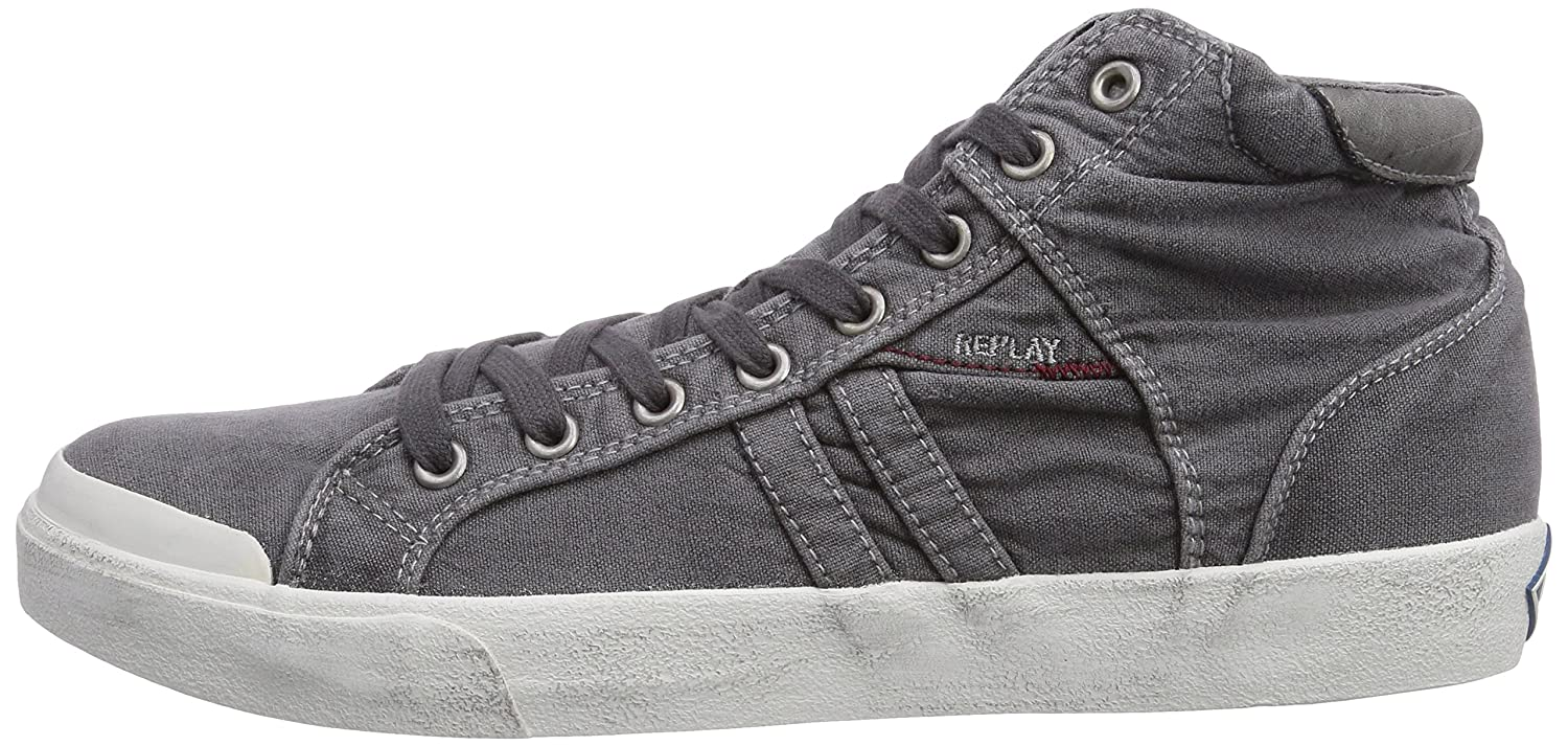 Sneakers Replay Herren Herren Replay Living Hohe Hohe Herren