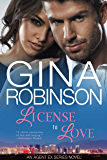 License to Love: An Agent Ex Series Novel (The Agent Ex Series Book 4)