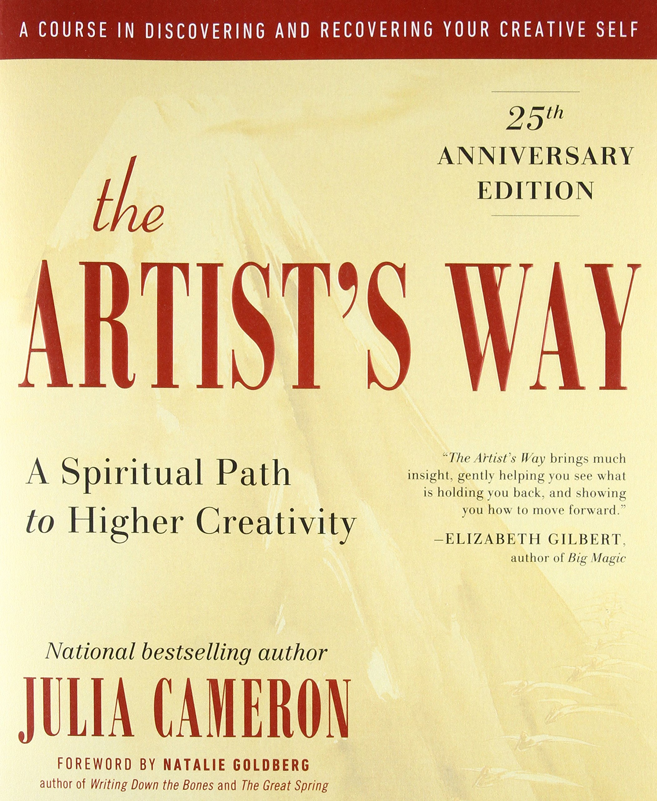 The artists way 25th anniversary edition julia cameron the artists way 25th anniversary edition julia cameron 9780143129257 amazon books fandeluxe Images