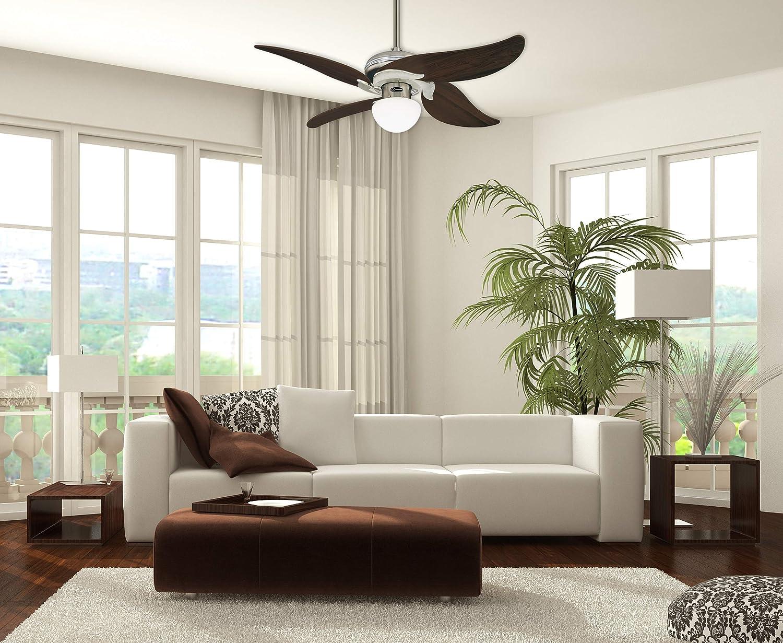 Westinghouse 7236840 Jasmine - Ventilador de techo