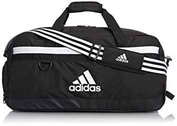 b675618863 adidas Tiro 15 Sac de Sport Mixte Adulte, Noir/Blanc, Taille S ...
