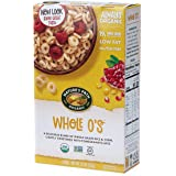 Nature's Path Organic Gluten Free Cereal, Whole O's, 11.5 Ounce Box (Pack of 6)