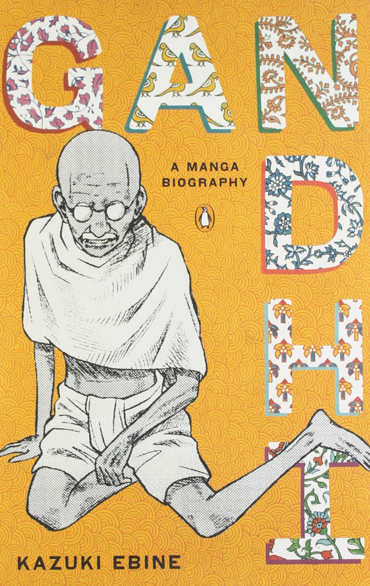 Gandhi: A Manga Biography ebook