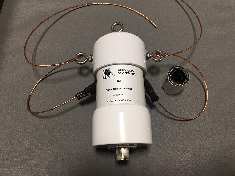 Aislador de dispositivos de frecuencia antena dipolo de centro – DCI
