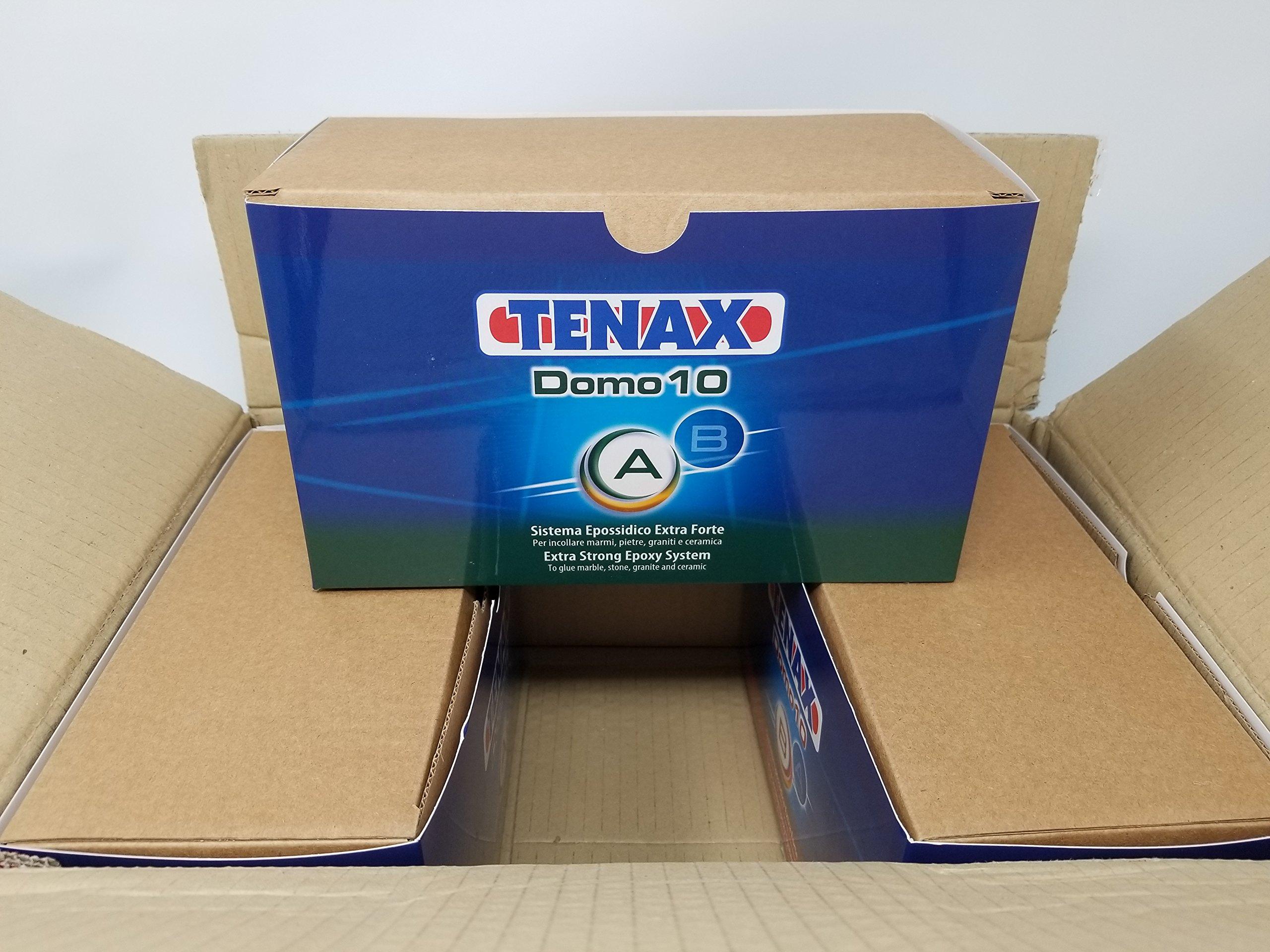 Tenax Epoxy Domo 10 CASE 3+3 Liters - Knife Grade Epoxy