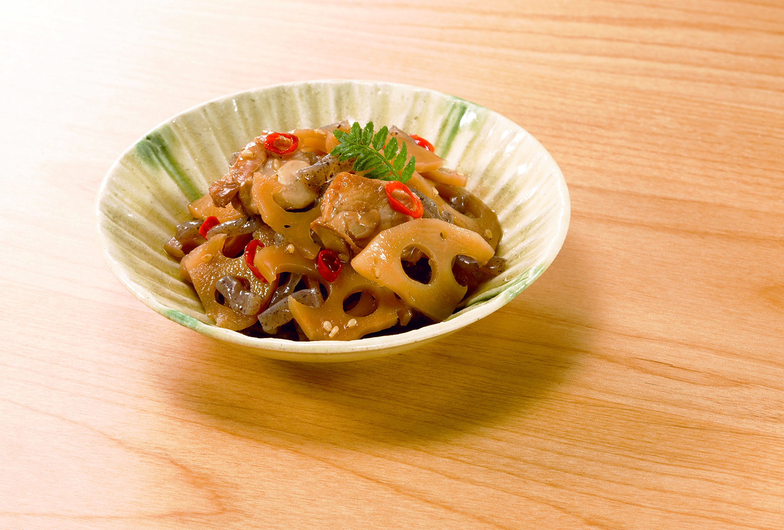 Spicy Lotus Root 90g Ready-to-eat dish X 3 bags
