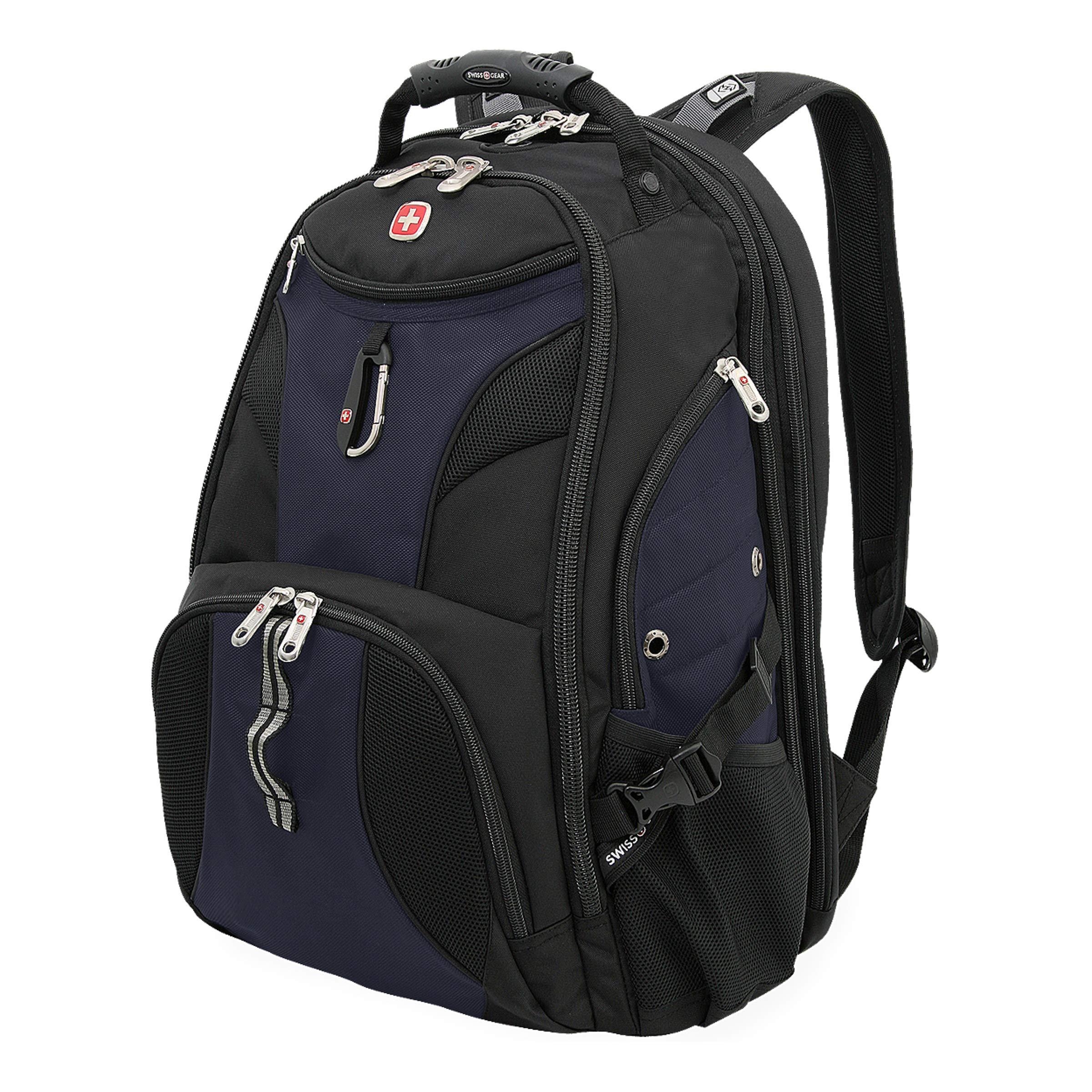 SwissGear Travel Gear 1900 Scansmart TSA Friendly Laptop Backpack Blue by Swiss Gear