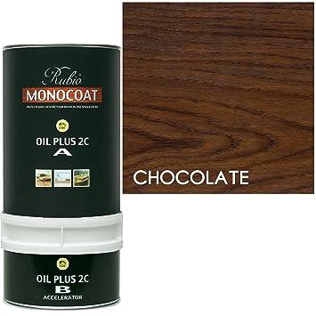 Rubio Monocoat Oil Plus 2c Chocolate 1 3 Liter Amazon Com