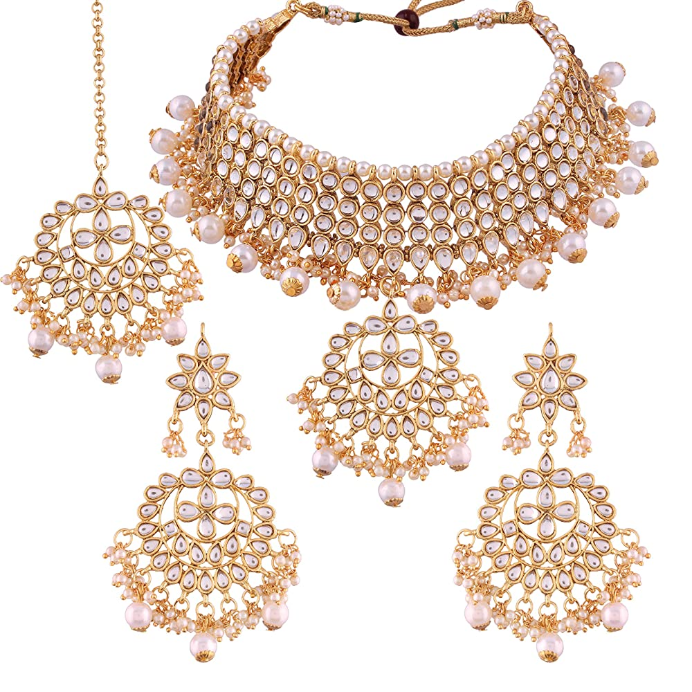 I Jewels Women's Jewellery Sets Upto 94% Off Starts INR 466 at Amazon