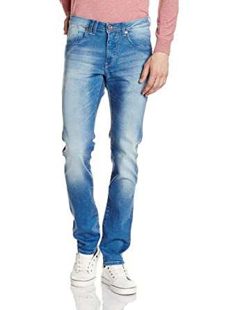 Flying Machine Men's Skinny Fit Jeans Jeans at amazon