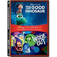 Inside Out & the Good Dinosaur