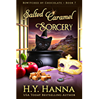 Salted Caramel Sorcery (BEWITCHED BY CHOCOLATE Mysteries ~ Book 7)