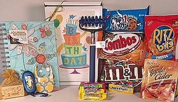 Womens Birthday Gift Box Basket III