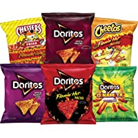 40-Count Frito-Lay Fiery Mix Variety Pack