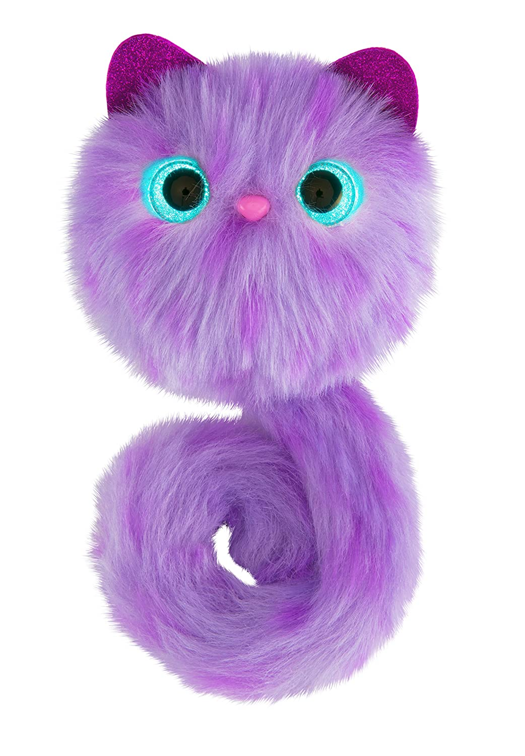 Other Interactive Toys Honest Pomsies Interactive Kitty Cat Sherbet & Snowball Lot Of 2 *2018* 2019 Official