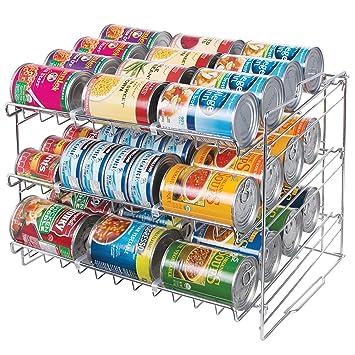 Küchen Aufbewahrungsbehälter mdesign lebensmittel aufbewahrungsbox für dosen stapelbarer küchen