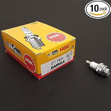 NGK 7421 Spark Plug BMR6A