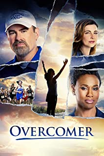 Book Cover: Overcomer