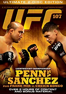 UFC Ultimate Fighting Championship Ultimate Fighting