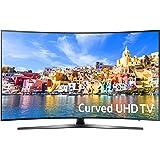 Samsung Curved 78-Inch 4K Smart UHD TV UN78KU7500FXZA (2016)