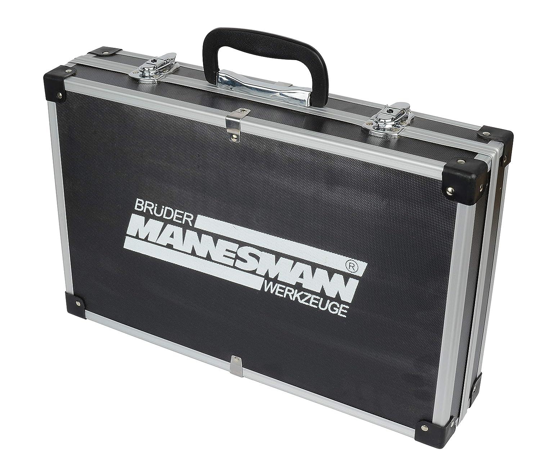 232 pezzi Br/üder Mannesmann Werkzeuge M98432 Set di chiavi a bussola