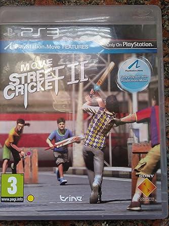 Move STREET CRICKET II 2 Playstation 3 PS3 [Importación Inglesa ...