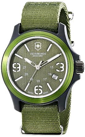 Nuovo Victorinox Orologio 241514: Victorinox Swiss Army: Amazon.es: Relojes