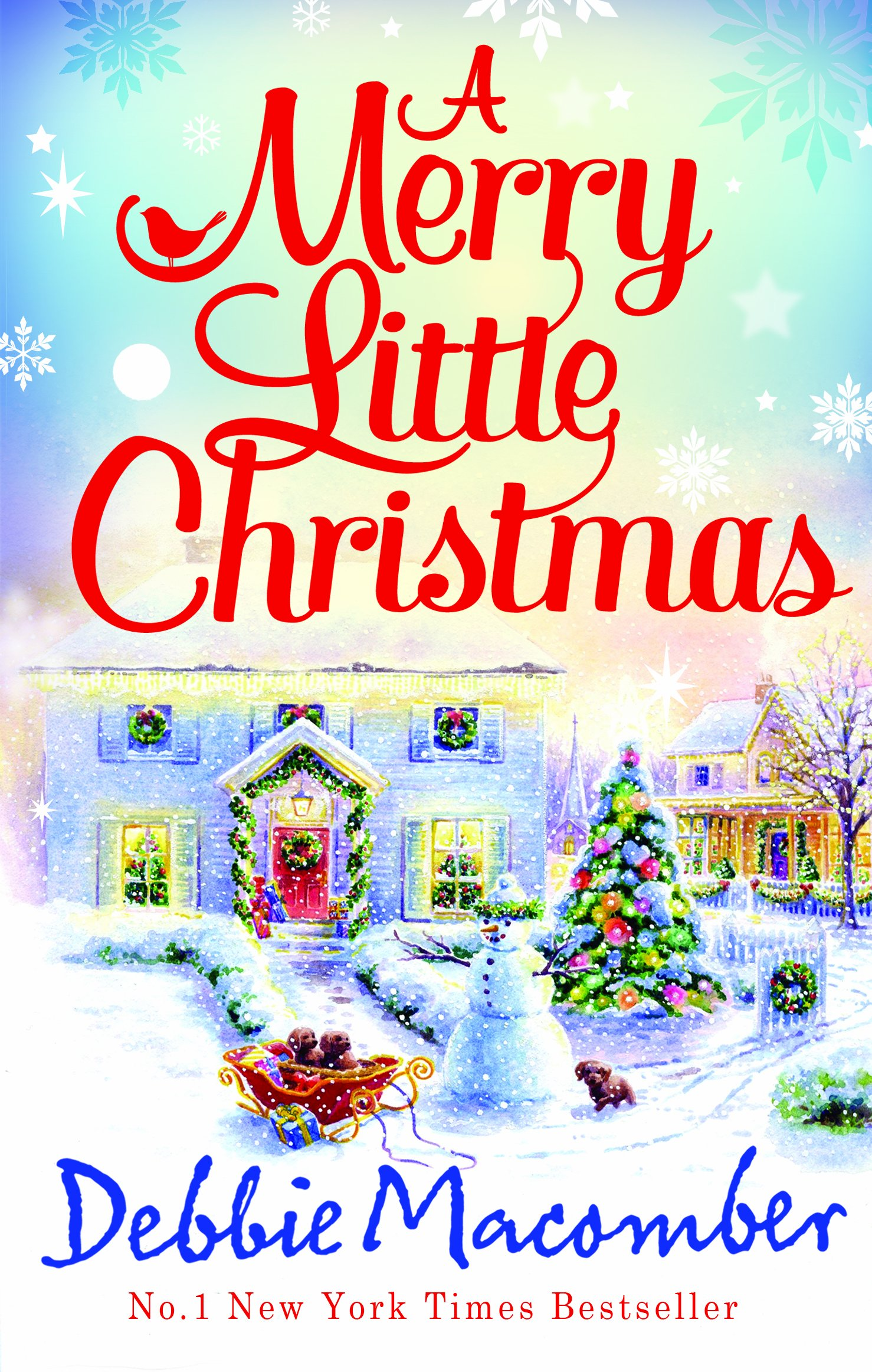 a merry little christmas 1225 christmas tree lane 5 b poppy lane debbie macomber 9781848451445 amazoncom books