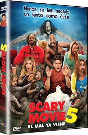 Scary Movie 5 Ashley Tisdale Charlie Sheen Erica Ash Katt Williams Simon Rex Malcom D Lee Malcom D Lee Amazon Com Mx Peliculas Y Series De Tv