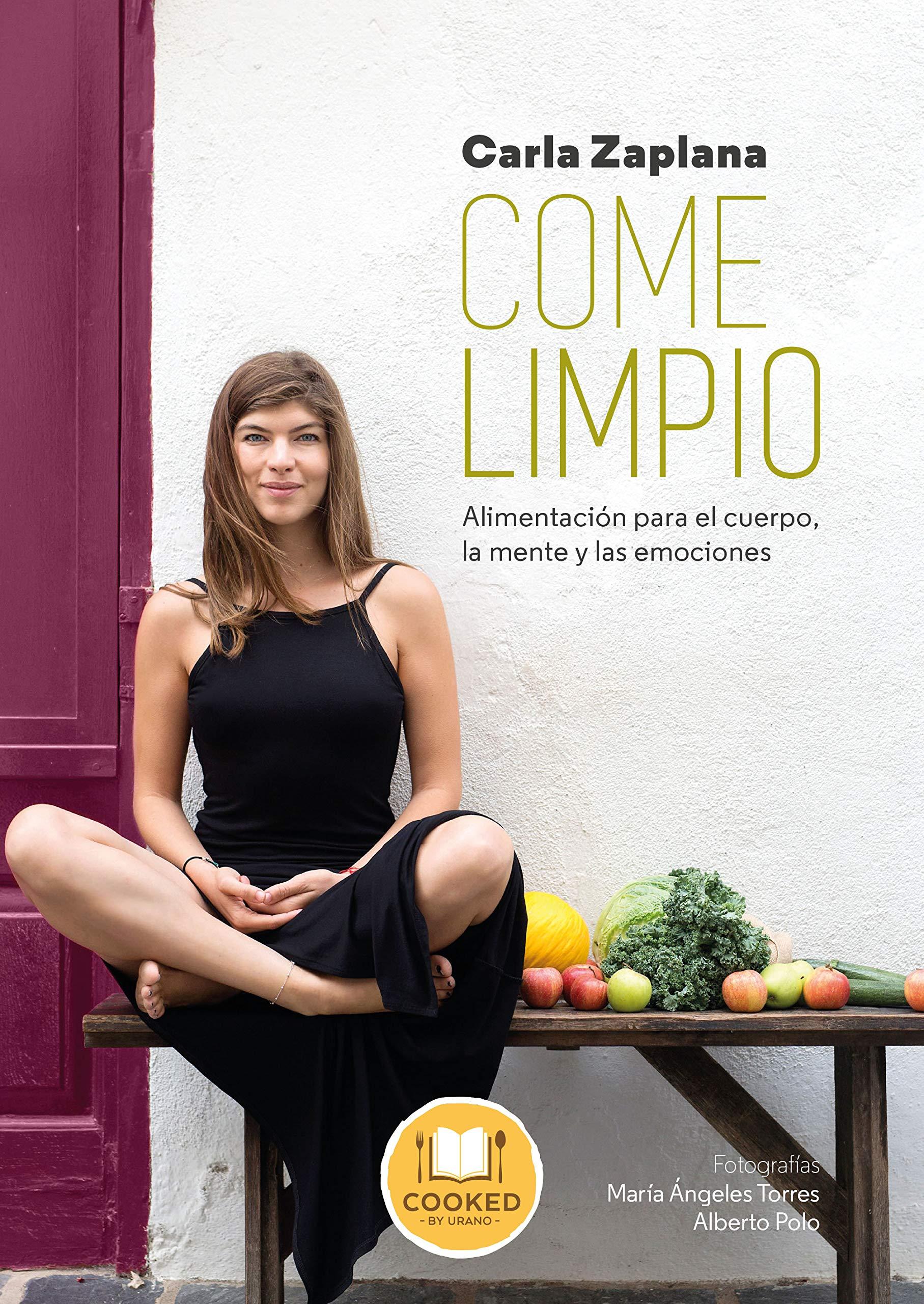 Come limpio (Cooked by Urano) por Carla Zaplana