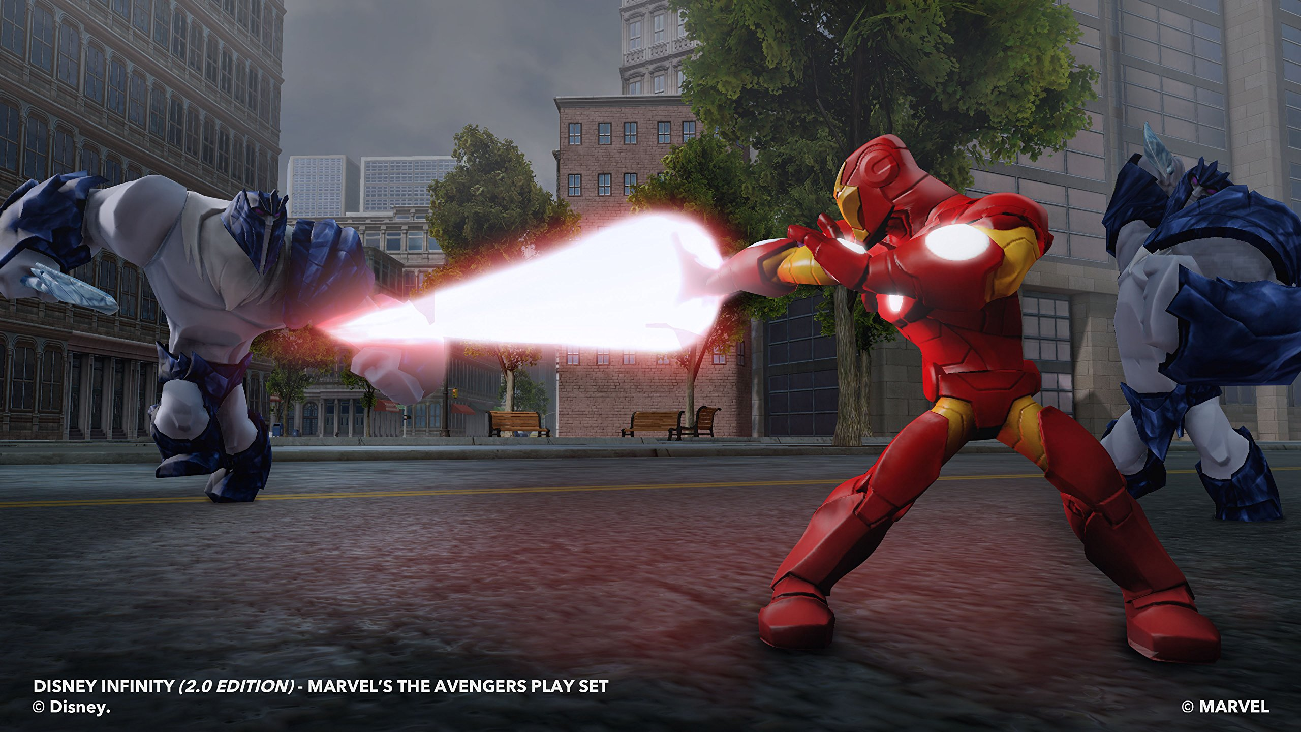 Disney Infinity: Marvel Super Heroes (2.0 Edition) PlayStation 3 12GB Bundle by Sony (Image #3)