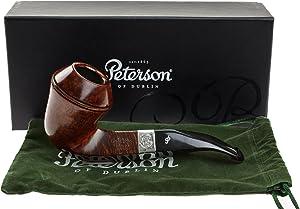 Peterson Sherlock Holmes Hansom Smooth Tobacco Pipe PLIP
