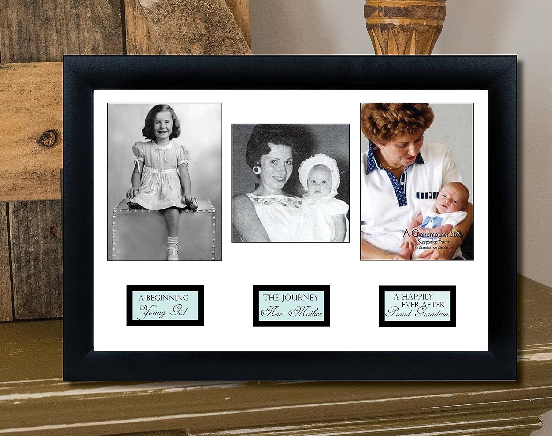 Amazon.com : The Grandparent Gift Life Story Frame, Grandma : Baby ...