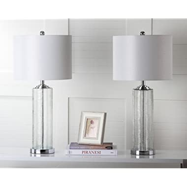 Safavieh Lighting Collection Grant Clear 29-inch Table Lamp (Set of 2)