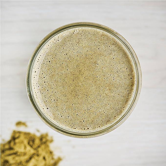 Purition Batido de proteínas Crudivegano (500g). Batido para el desayuno sin lácteos: Amazon.es: Salud y cuidado personal